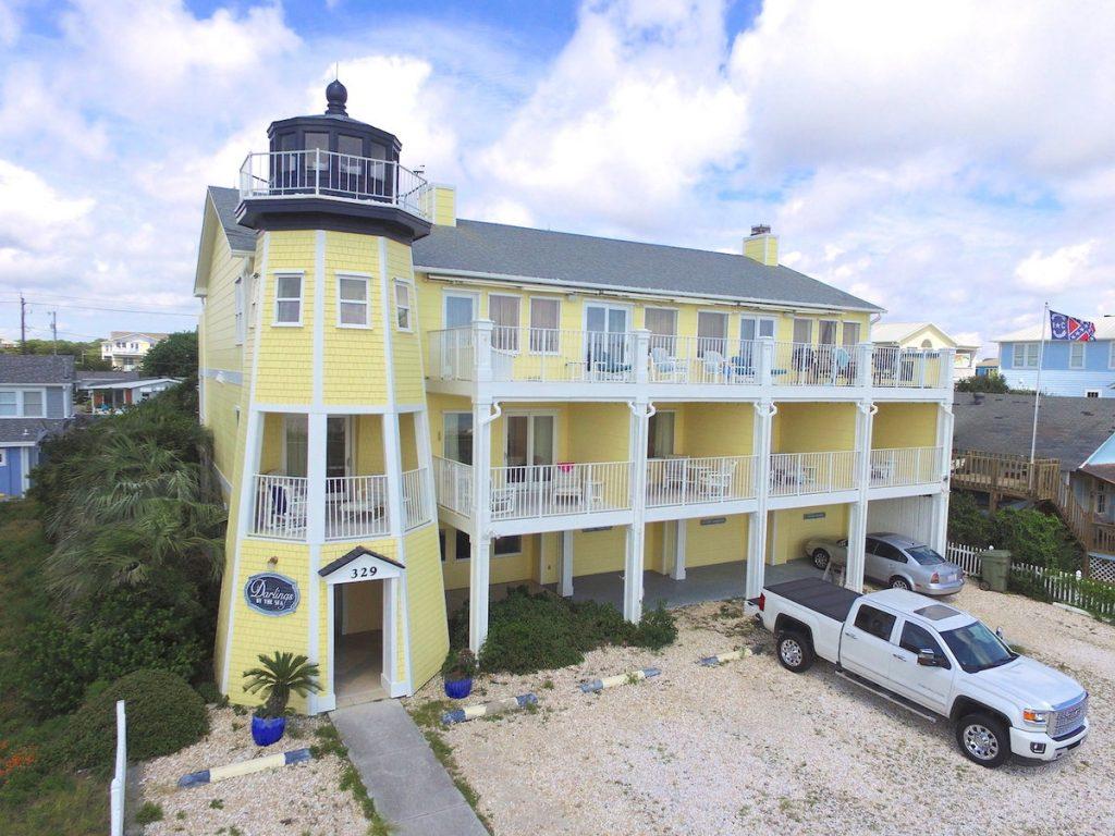 Hotel for sale in Kure Beach, NC
