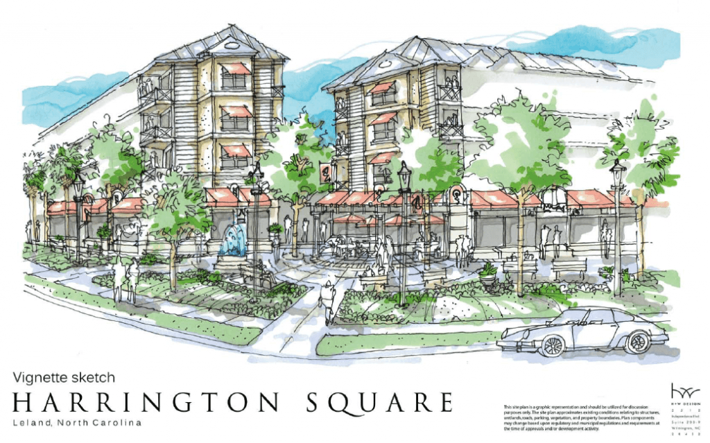 Harrington Square in Leland, NC