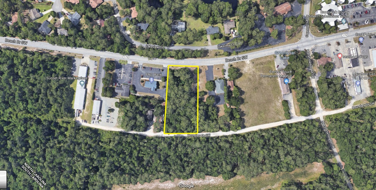 Vacant Land for Sale in Brunswick County