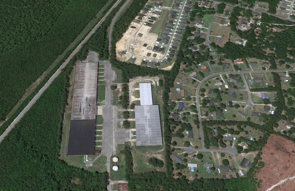 Brunswick Industrial Warehouse