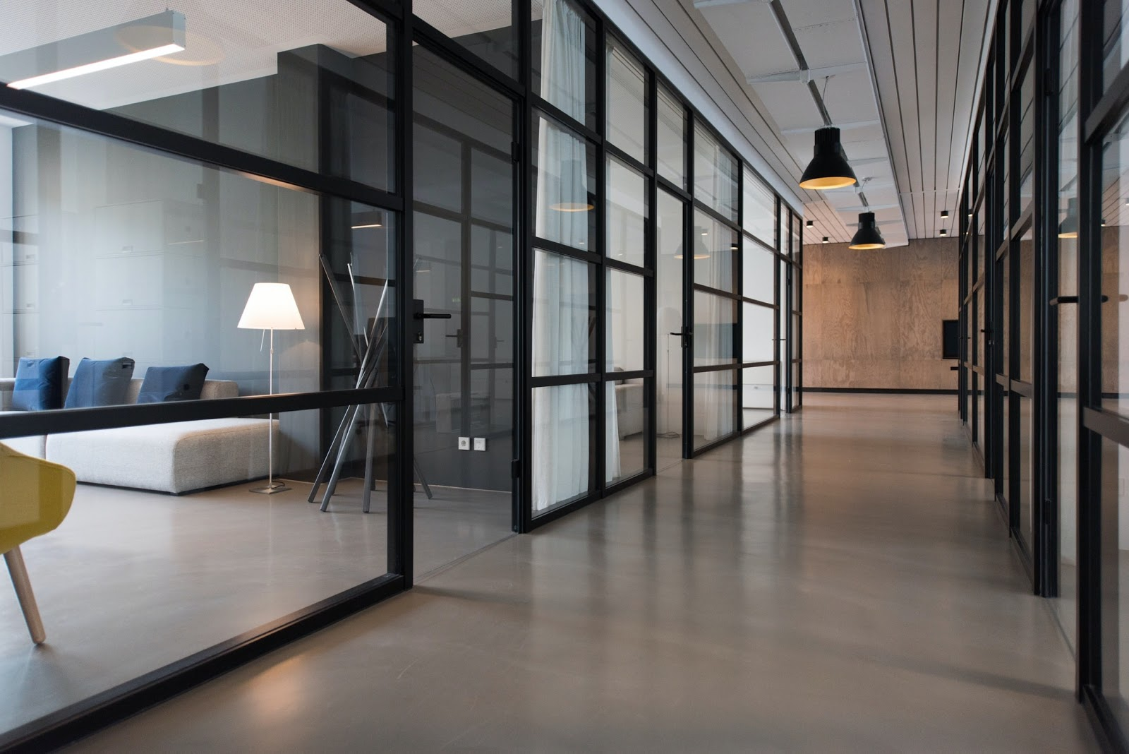 3 ways to modernize your commercial space